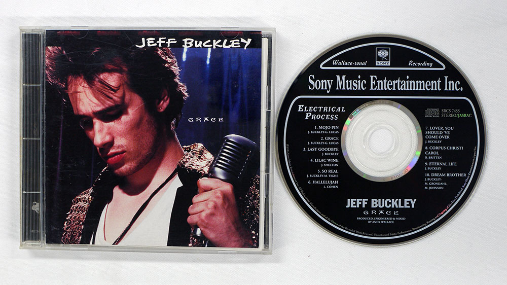 Details About Jeff Buckley Grace Cbs An Cd